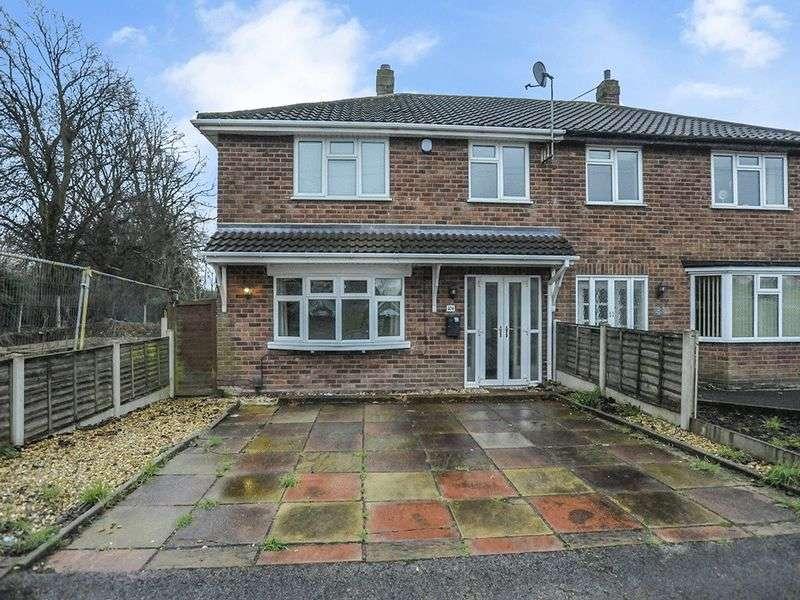 3 Bedrooms Semi Detached House for sale in Whittingham Road, Halesowen