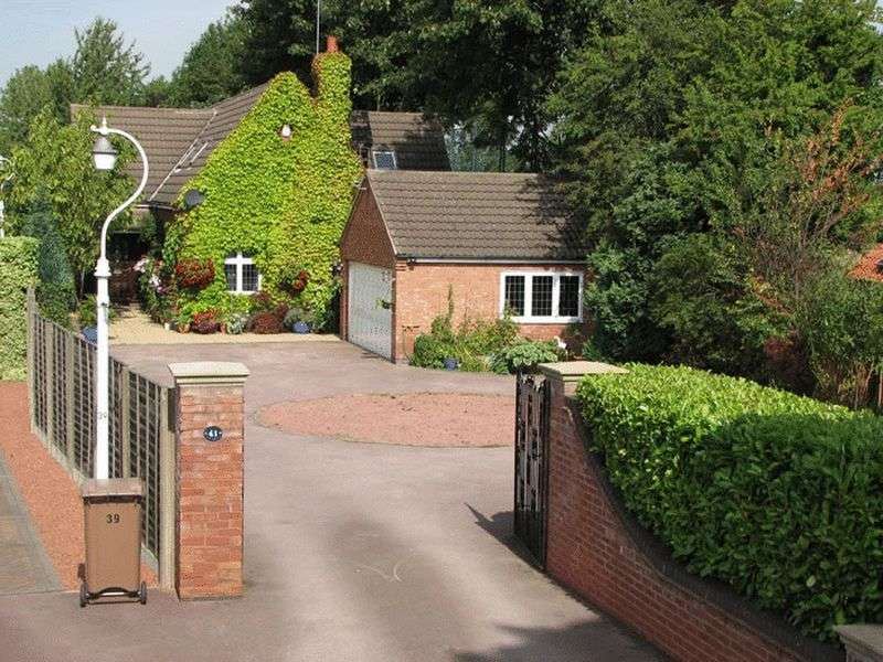 4 Bedrooms Detached House for sale in Well Lane, Willerby