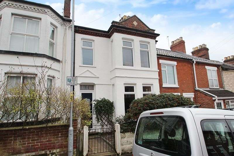 3 Bedrooms Terraced House for sale in Shipstone Road, Norwich