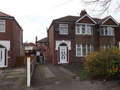3 Bedrooms Semi Detached House for sale in Winster Avenue, Stretford, Manchester, Greater Manchester