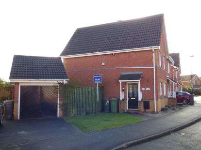 3 Bedrooms End Of Terrace House for sale in Kenilworth Crescent, Walsall, West Midlands