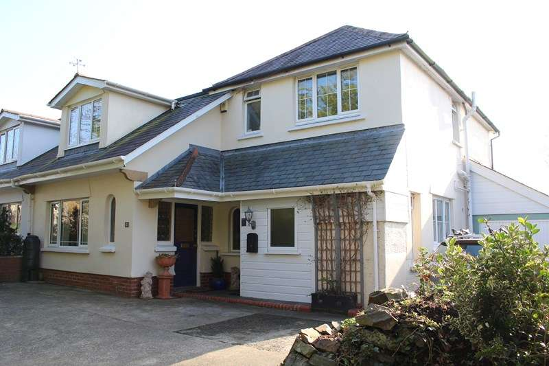 4 Bedrooms Semi Detached House for sale in Pill Lane, Rumsam, Barnstaple