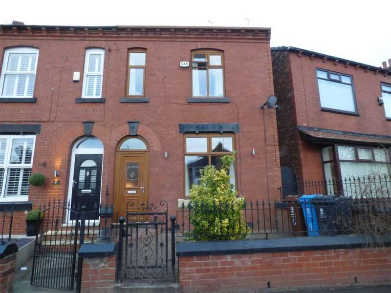 3 Bedrooms Property for sale in Lord Lane, Failsworth, Manchester, M35