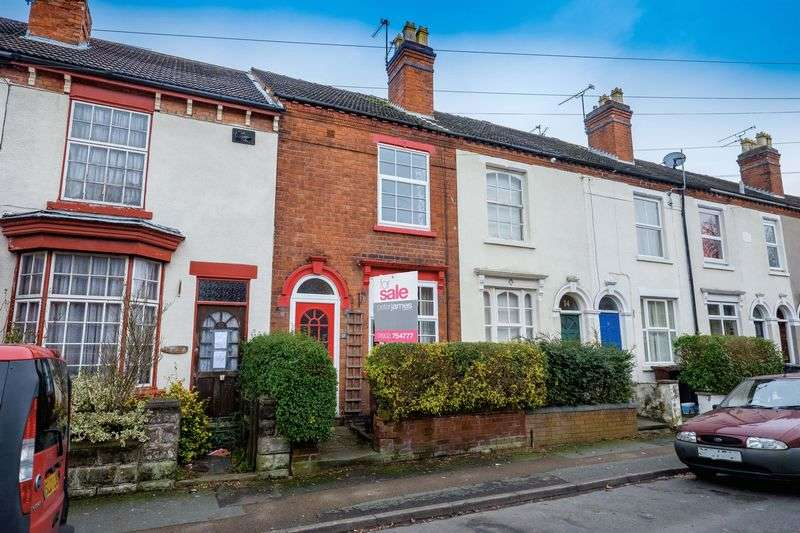 3 Bedrooms Terraced House for sale in 12 Lloyd Street, Wolverhampton