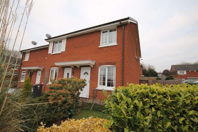 2 Bedrooms Terraced House for sale in Beedles Close, Telford