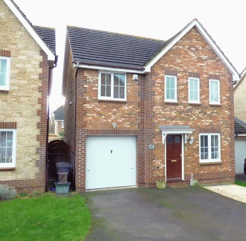 4 Bedrooms Detached House for sale in Merlin Drive, Gloucester