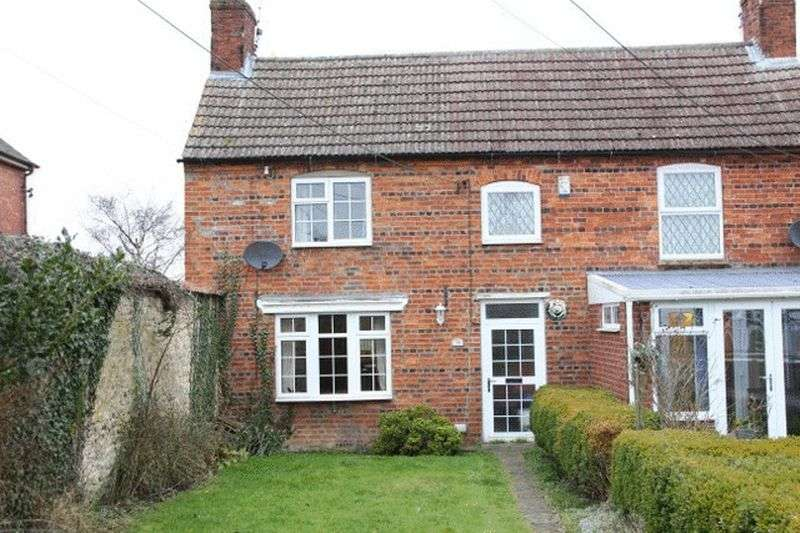 3 Bedrooms Semi Detached House for sale in Princes Street, Metheringham