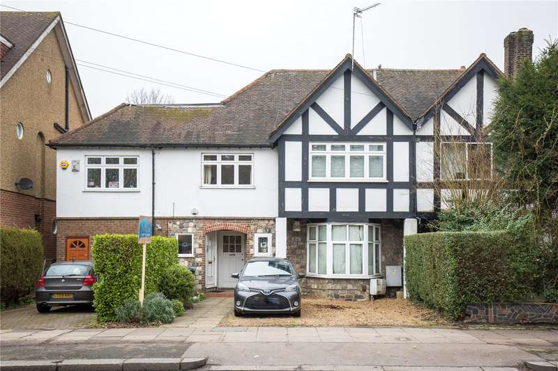 3 Bedrooms Maisonette Flat for sale in East End Road, East Finchley, London, N2