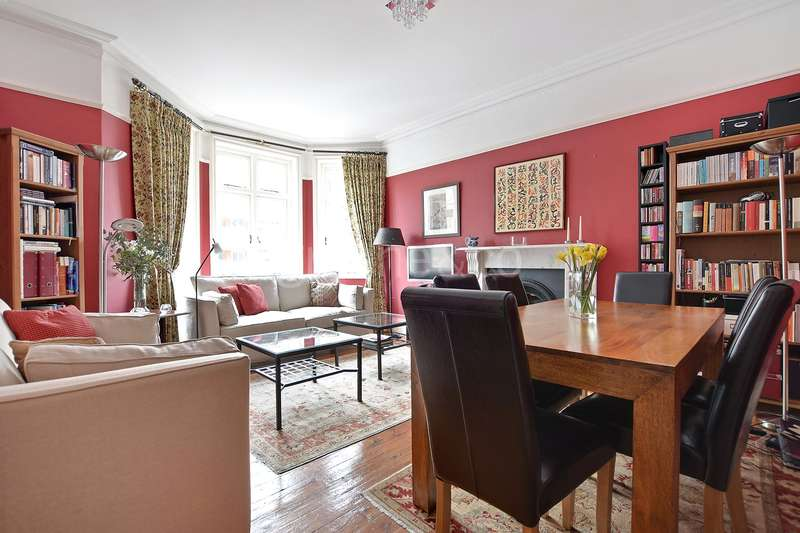 2 Bedrooms Flat for sale in Lauderdale Mansions, Lauderdale Road, London, W9
