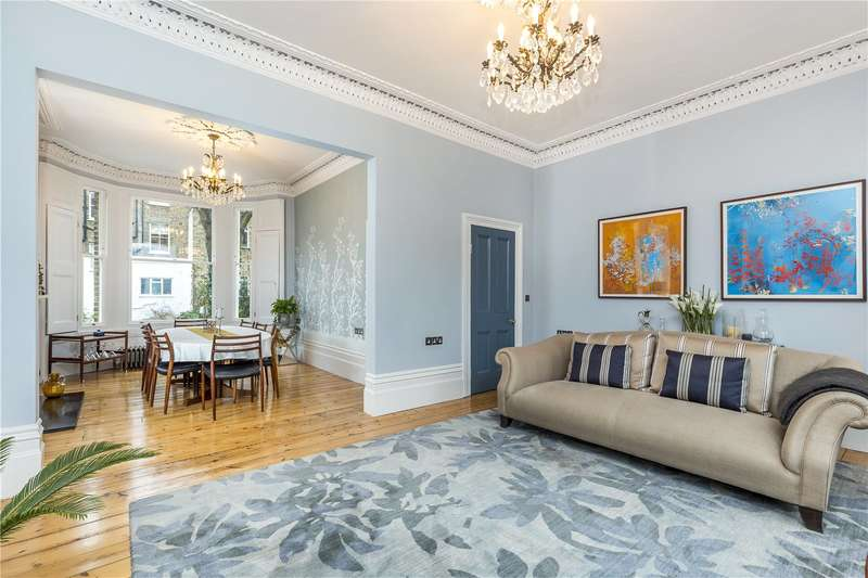 4 Bedrooms Semi Detached House for sale in Englefield Road, London, N1