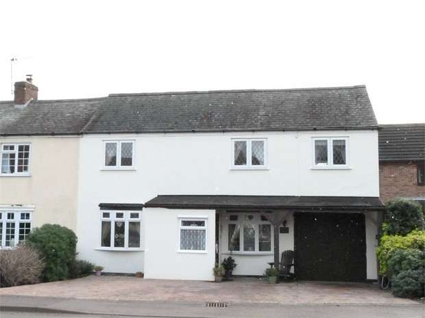 3 Bedrooms Cottage House for sale in North Kilworth