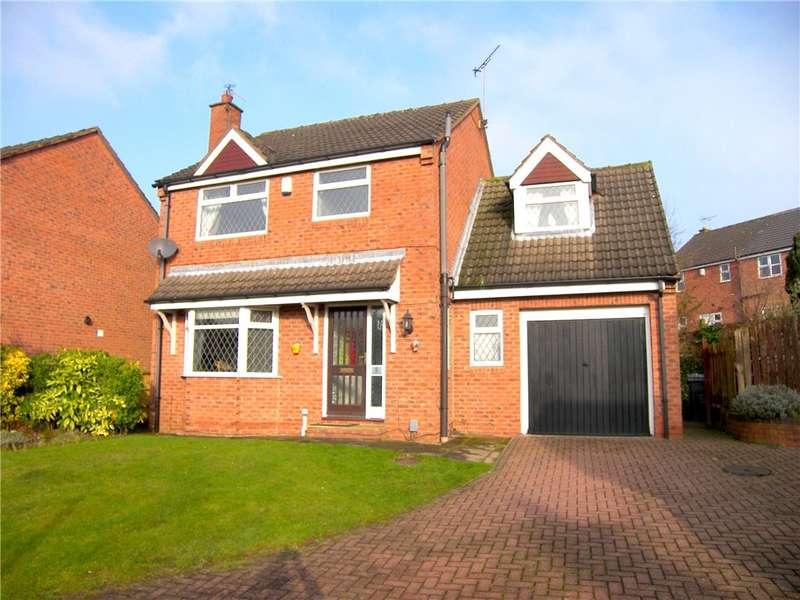 3 Bedrooms Detached House for sale in The Duesbury, South Normanton, Alfreton, Derbyshire, DE55