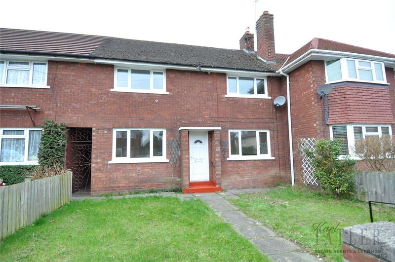 3 Bedrooms Semi Detached House for sale in Broadway, Greasby, Wirral
