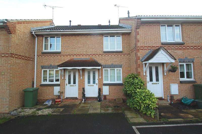2 Bedrooms Terraced House for sale in Lovage Road, Fareham