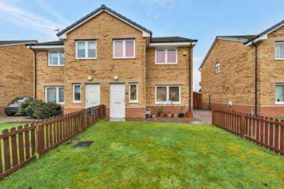 3 Bedrooms House for sale in Barshaw Road, Glasgow, Lanarkshire