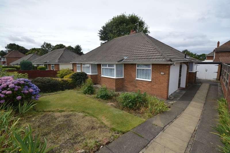 2 Bedrooms Semi Detached Bungalow for sale in Woolgreaves Drive, Sandal, Wakefield