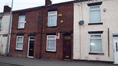 2 Bedrooms Terraced House for sale in Hilton Lane, Worsley, Manchester, Greater Manchester