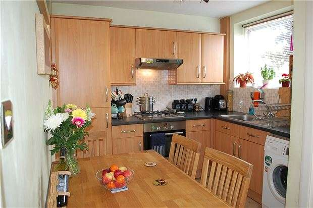 2 Bedrooms Terraced House for sale in Saxton Road, ABINGDON, Oxfordshire, OX14 5HQ