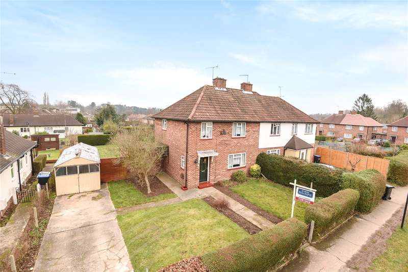 3 Bedrooms Semi Detached House for sale in Denham Green Close, Denham, Buckinghamshire, UB9