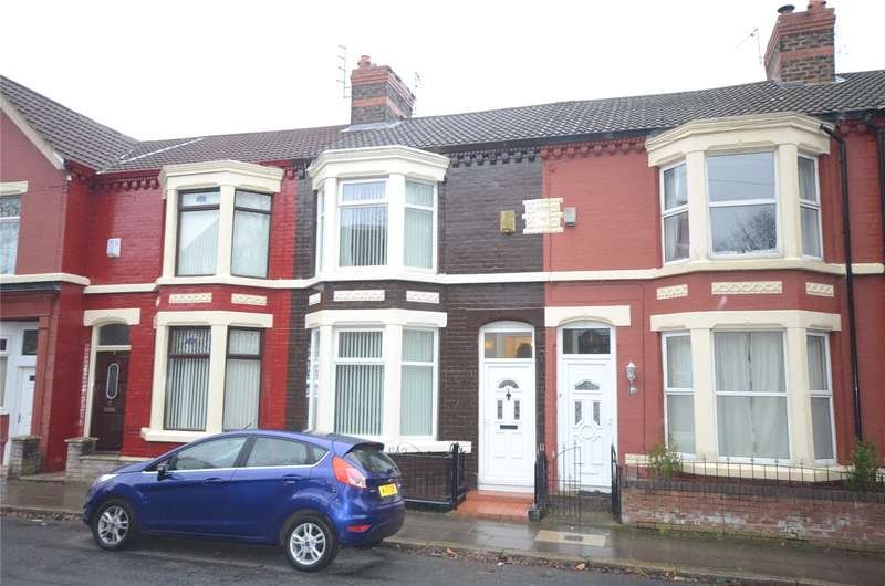 3 Bedrooms Terraced House for sale in St. Michaels Church Road, Aigburth, Liverpool, L17