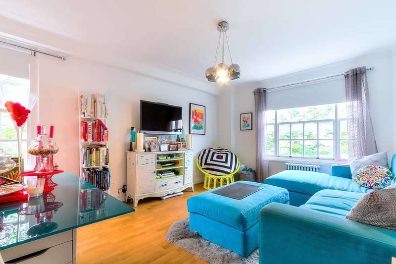 2 Bedrooms Flat for sale in Eton College Road, Chalk Farm, NW3