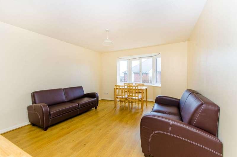 2 Bedrooms Flat for sale in Bunning way, Islington, N7