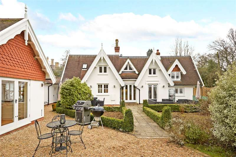 5 Bedrooms Detached House for sale in Mill Road, Holmwood, Dorking, Surrey, RH5
