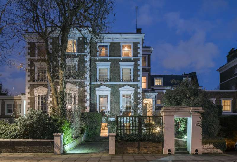 7 Bedrooms House for sale in Marlborough Place, St Johns Wood