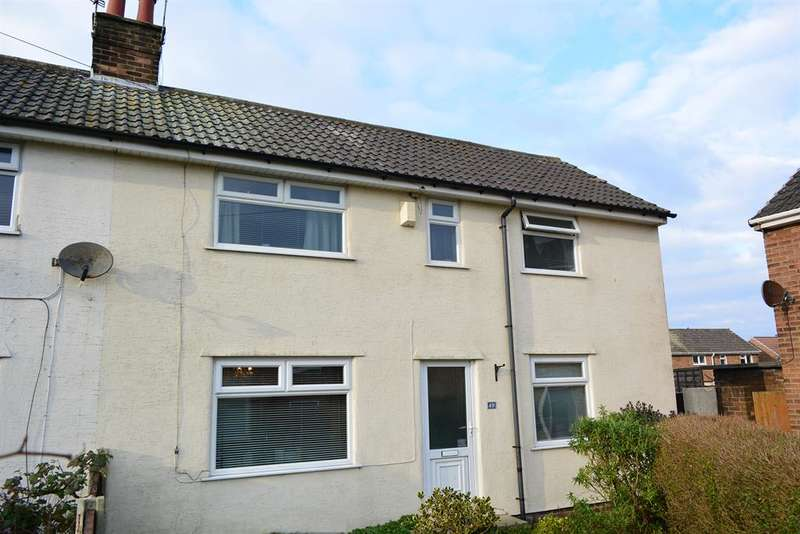 3 Bedrooms Semi Detached House for sale in Marhill Road, Blackpool, FY3 7TG