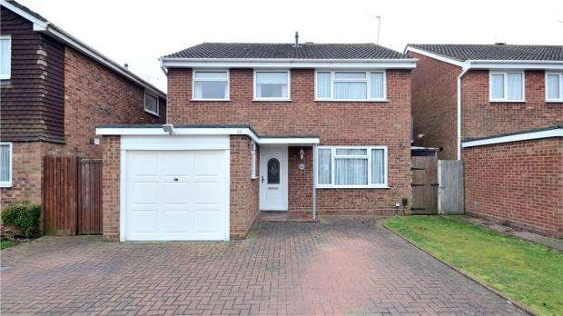 4 Bedrooms Detached House for sale in Springfield Park, Maidenhead, Berkshire