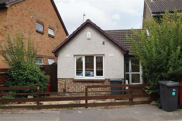 1 Bedroom Bungalow for sale in Adelaide Close, Cippenham