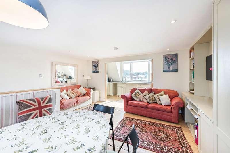 3 Bedrooms Maisonette Flat for sale in New Kings Road, Putney Bridge, Fulham, London, SW6