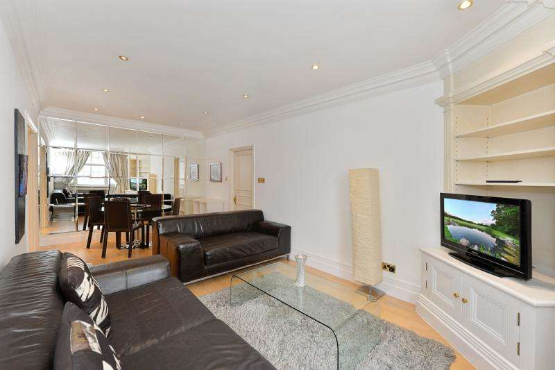 2 Bedrooms Flat for sale in Princes Court, 88 Brompton Road, London, SW3