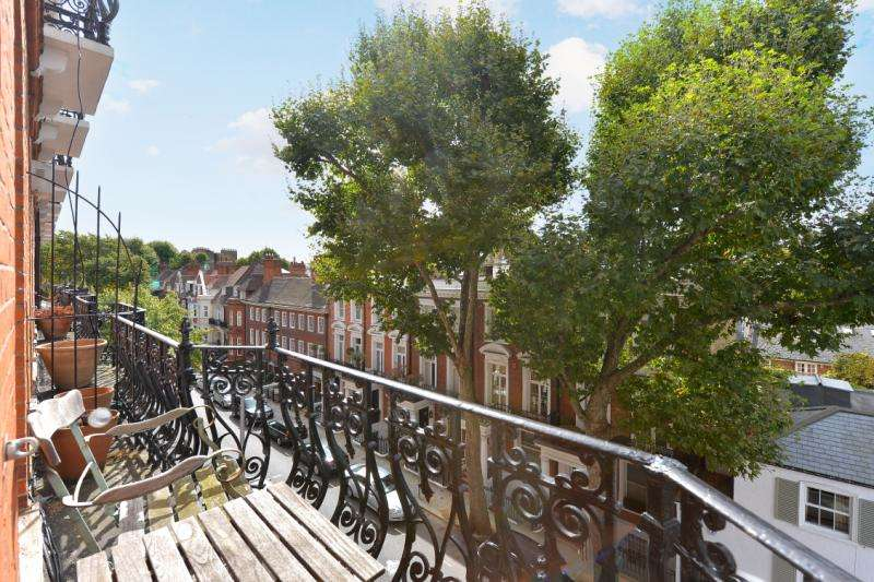 4 Bedrooms Flat for sale in Drayton Gardens, London, SW10