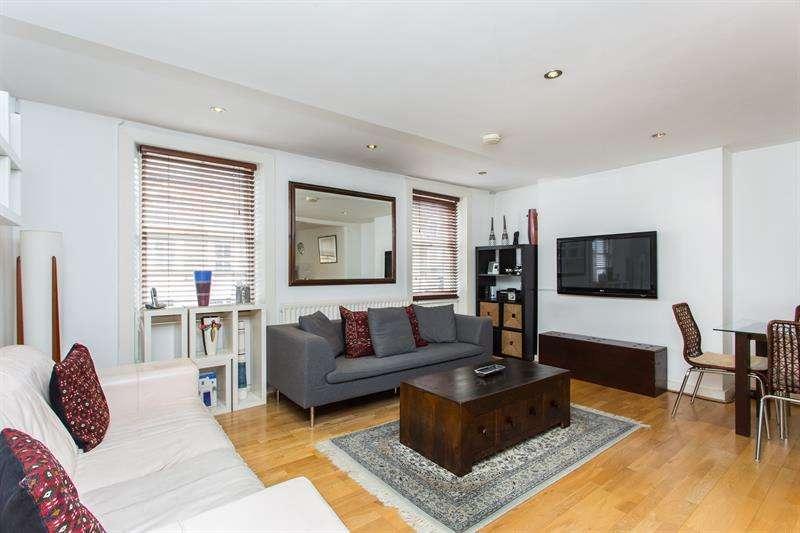 3 Bedrooms Maisonette Flat for sale in Richmond Way, Shepherds Bush, W12