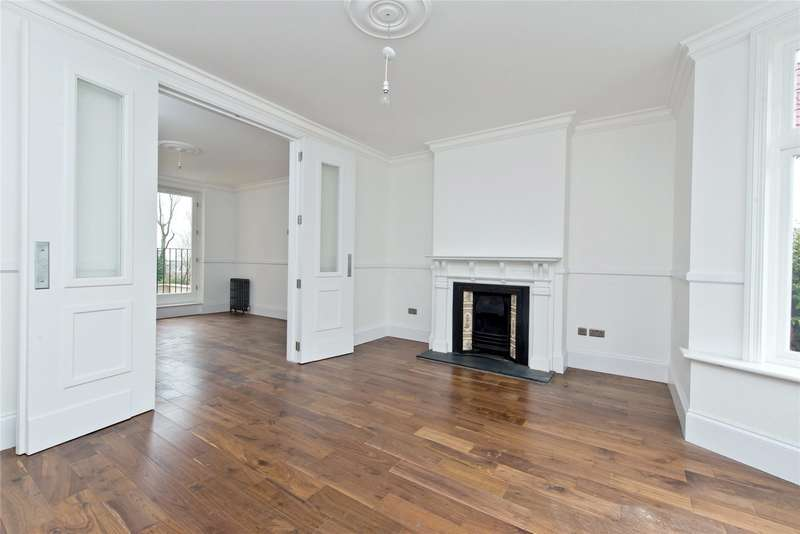 3 Bedrooms Maisonette Flat for sale in Home Park Road, London, SW19