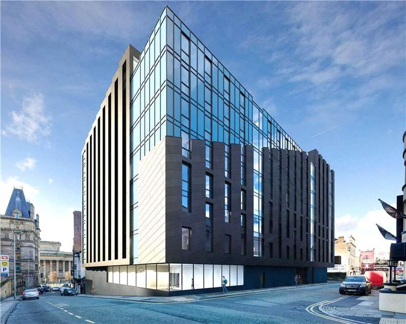 1 Bedroom Apartment Flat for sale in The Paramount, London Road, L3