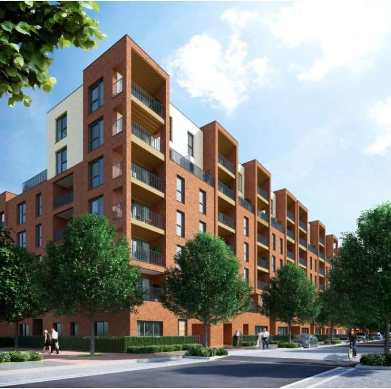 3 Bedrooms Flat for sale in Reverence House, Colindale, London, NW9