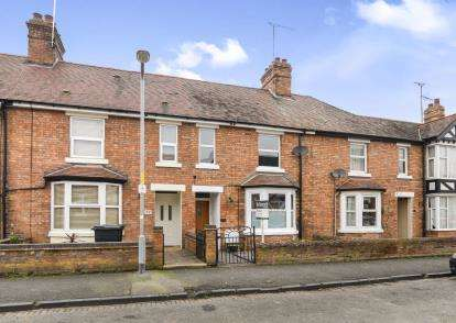 2 Bedrooms Terraced House for sale in Northwick Road, Evesham, Worcestershire, .