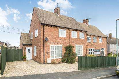 3 Bedrooms Semi Detached House for sale in King Georges Field, Stow on the Wold, Cheltenham