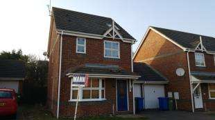 4 Bedrooms Link Detached House for sale in Meteor Close, Milton Regis, Sittingbourne, Kent
