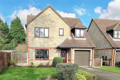 4 Bedrooms Detached House for sale in Birchwood Gardens, Braithwell, Rotherham