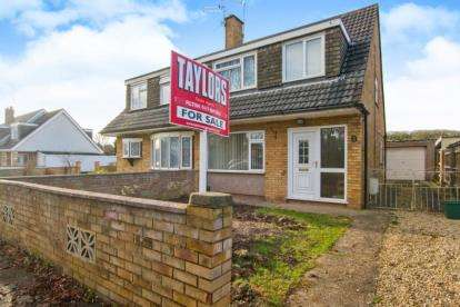 3 Bedrooms Semi Detached House for sale in Greenlands Way, Henbury, Bristol
