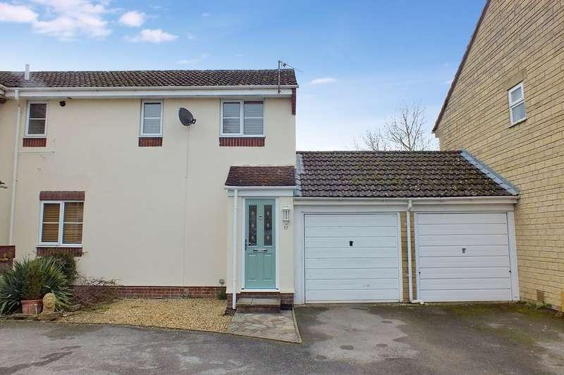 3 Bedrooms Semi Detached House for sale in Ashton Keynes