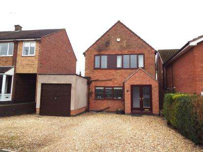 3 Bedrooms Detached House for sale in Forest Rise, Thurnby, Leicester, Leicestershire