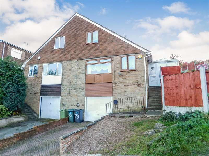 3 Bedrooms Semi Detached House for sale in Enfield Drive, Batley