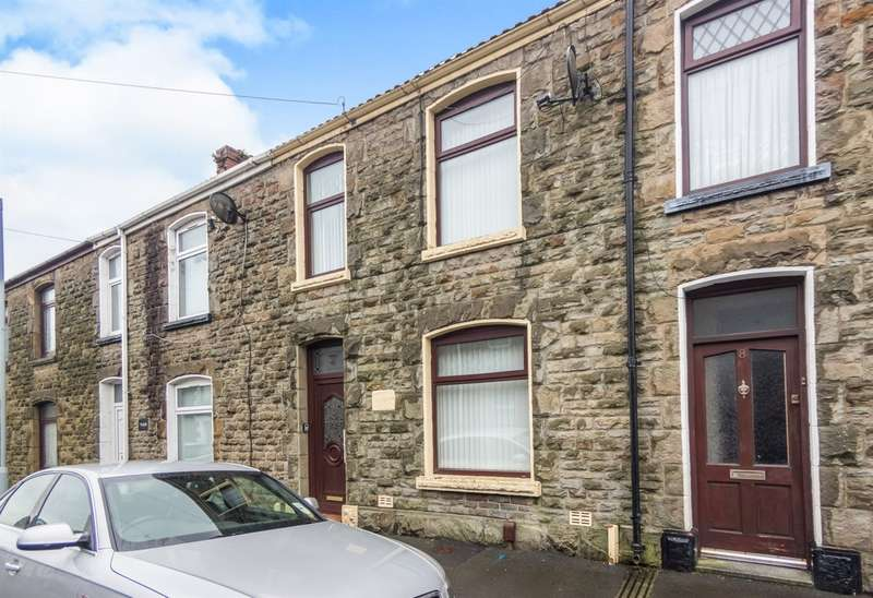 2 Bedrooms Terraced House for sale in Compass Street, Manselton, Swansea