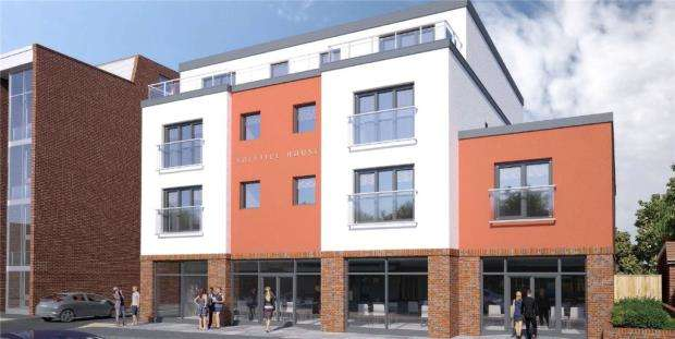 2 Bedrooms Apartment Flat for sale in Victoria Road, Farnborough, Hampshire
