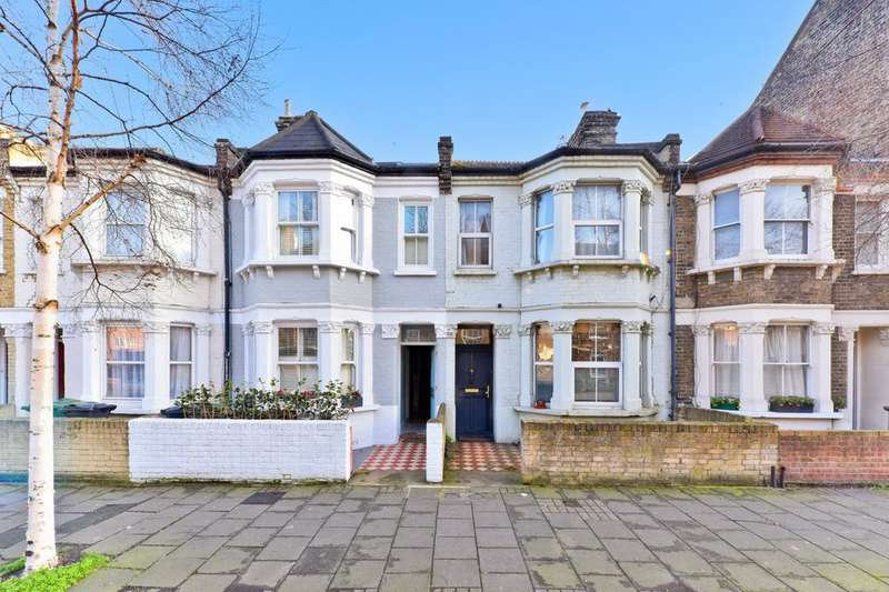 3 Bedrooms Terraced House for sale in Larkhall Lane, London SW4