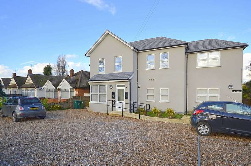 2 Bedrooms Flat for sale in Shepperton